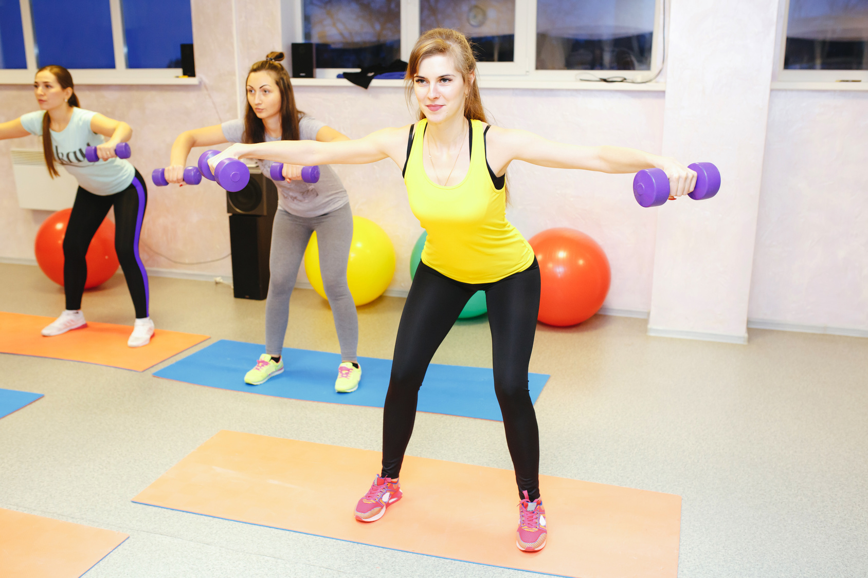 cours collectifs fitness lili fitness lyon